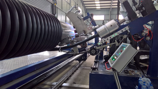 Krah Profiles Pipe Machine